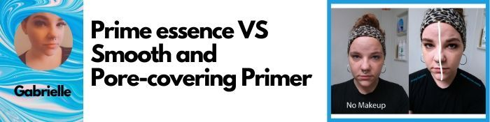 Gabrielle - Primer essence VS Smooth and Pore-covering Primer