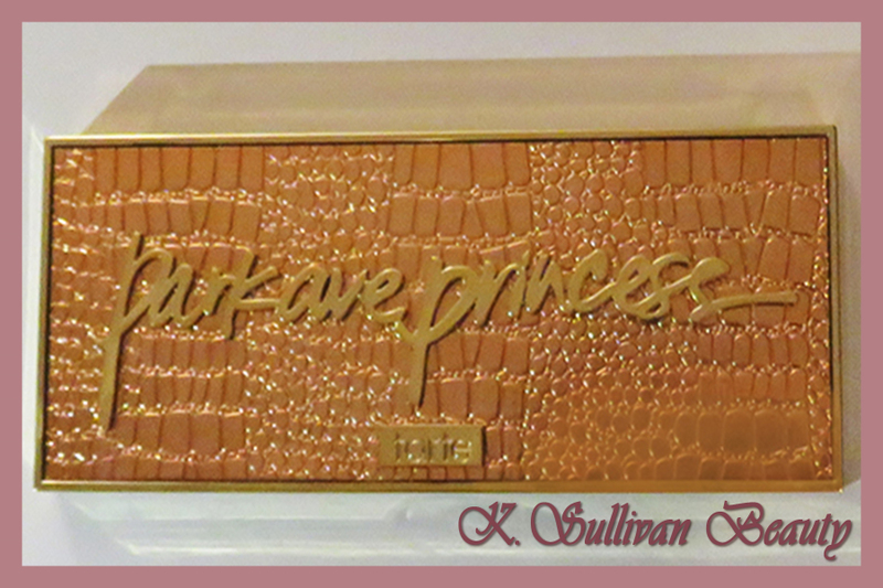 K Sullivan Beauty Reviews Tarte Park Ave Princess Palette_2