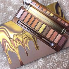 Look 6 naked honey palette urban decay