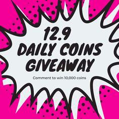 Look daily coins giveaway  1