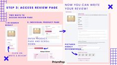 Look reviewing products