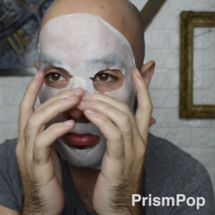 Look christian ipo mask