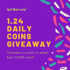 Look 0 1 23 daily giveaway post prismpop