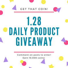 Look 0 1 28 product giveaway
