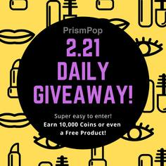 Look 0 2 21 daily giveaway