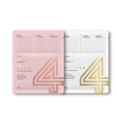 Look 4recover sheet mask from ipo cosmetics 2
