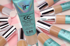 Look it cosmetics cc cream oil free matte foundation packaging