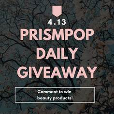 Look 0 prismpop daily giveaway