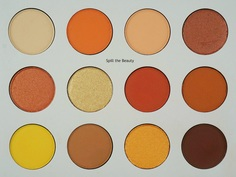 Look 2 colourpop yes please palette review swatches look
