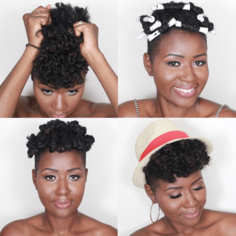 Look shea moisture smoothie 7