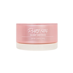 Look 3 touch in sol pretty filter glassy skin balm