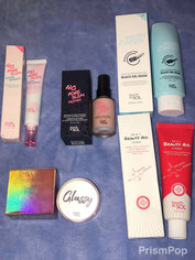 Look 4 minerva touch in sol tester bag