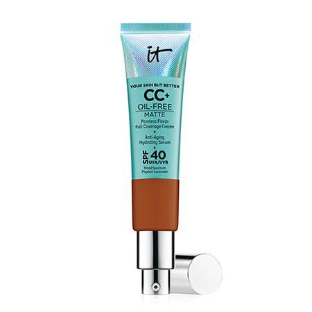 1 it cosmetics foundation cc cream oil free pack shot 11 rich honey