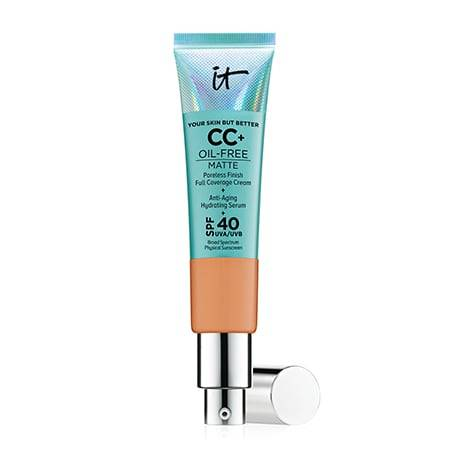 3 it cosmetics foundation cc cream oil free pack shot 09 tan