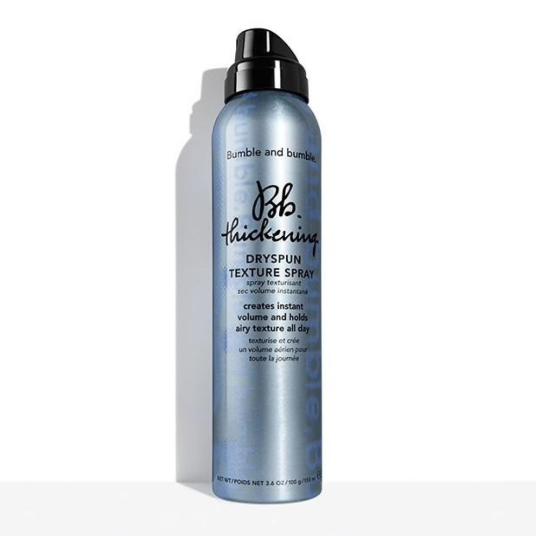 2 bumble and bumble dryspun texture spray