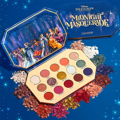 1 colourpop disney masquerade