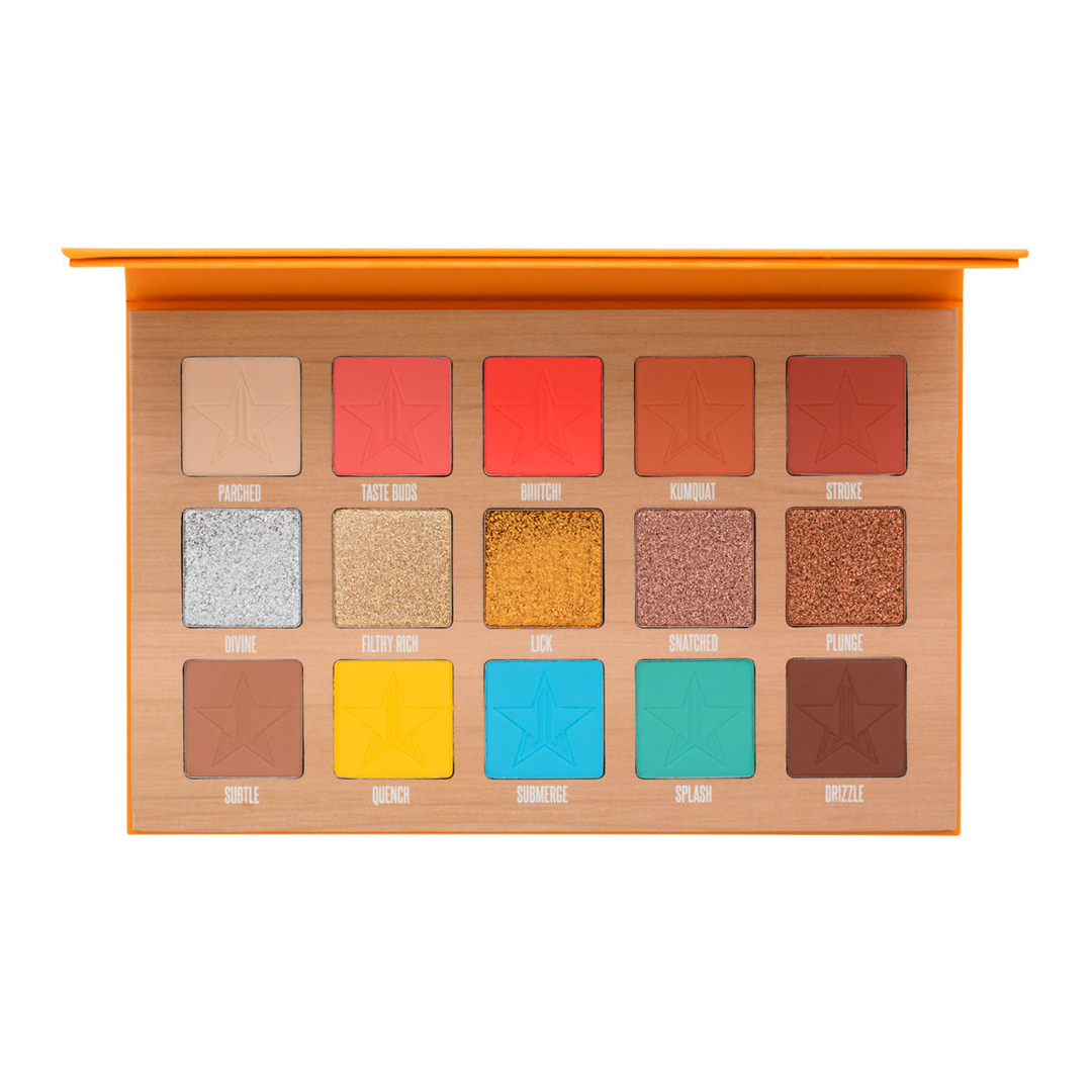 0 js thirsty eyeshadow palette