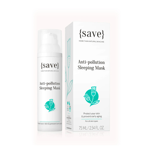 Save sleeping mask