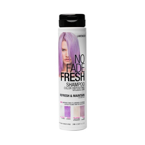 No fade fresh shampoo