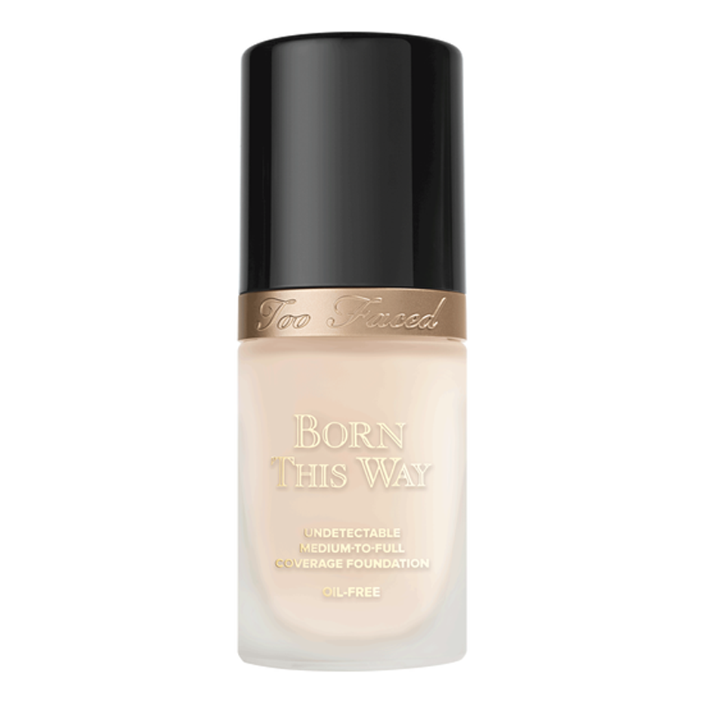 1 toofaced born this way foundation