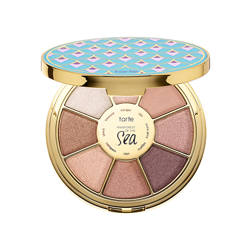 Rainforest of the sea   highlighting eyeshadow palette vol. iii