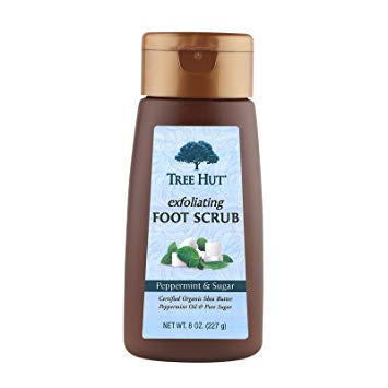 0   exfoliating foot scrub   tree hut   1