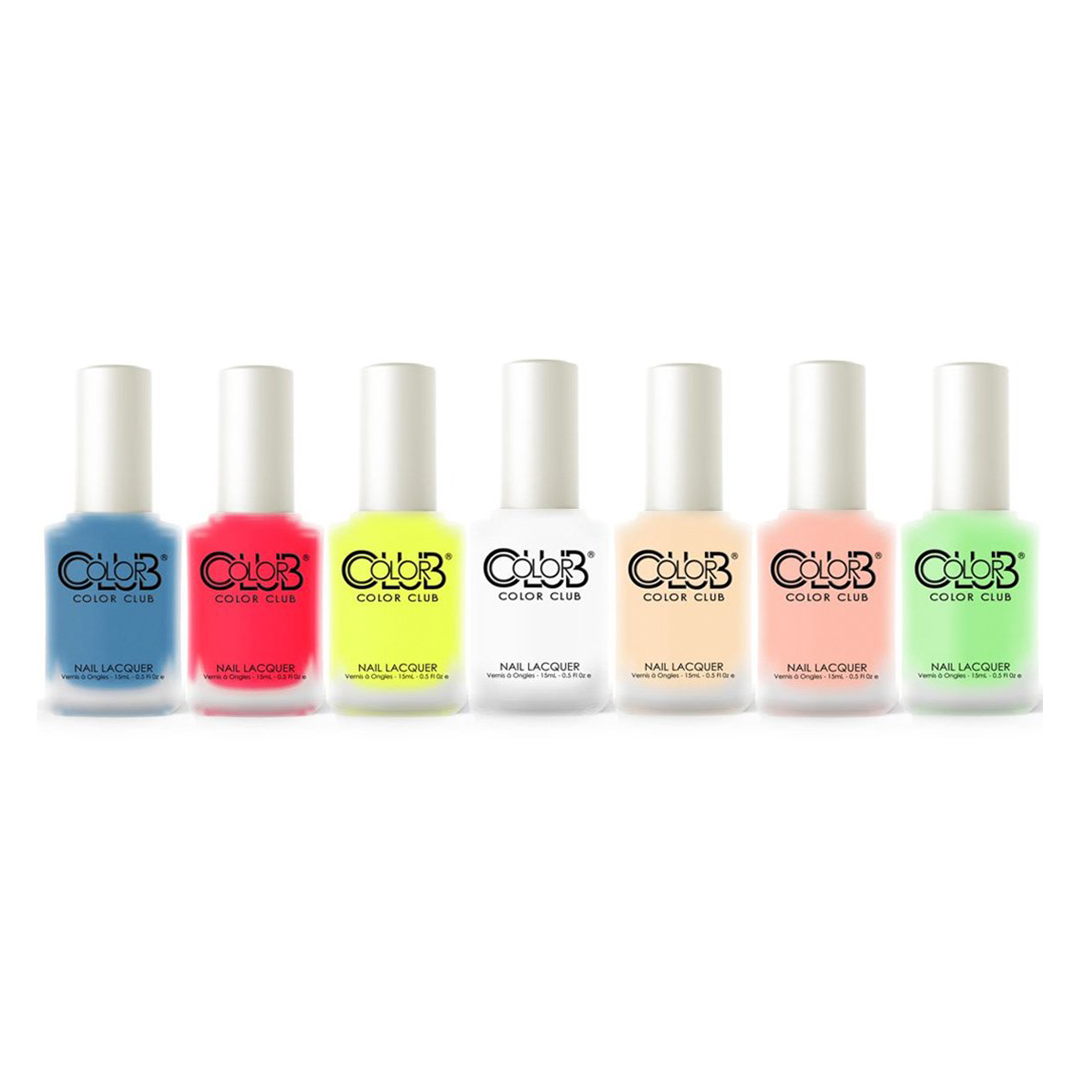 Chalk it up collection from color club 0