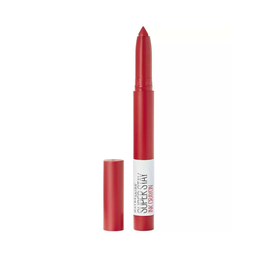 Superstay ink crayon lipstick from maybelline 0