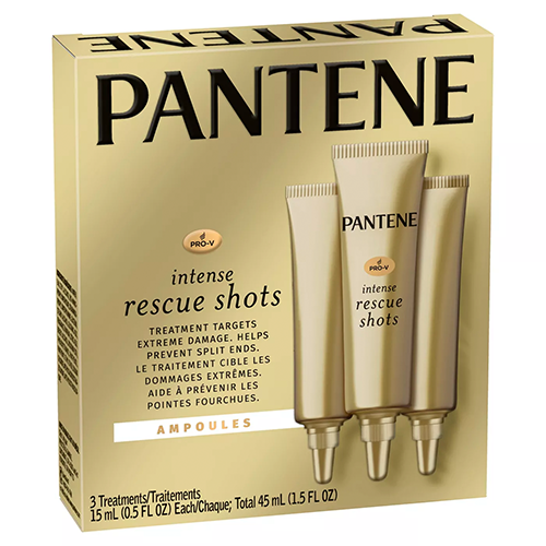 Pro v intense rescue shots ampoules hair treatment from pantene 4