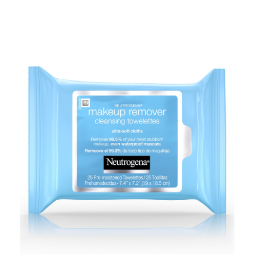 Makeup removing wipes from neutrogena 0
