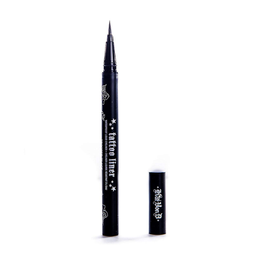 Tattoo eyeliner from kat von d1