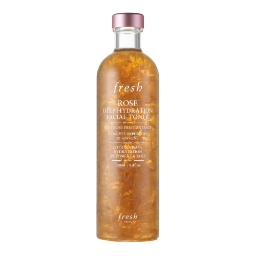 Rose deep hydration toner from fresh 0