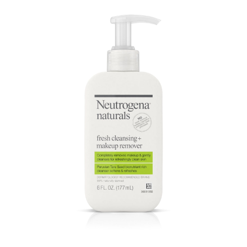 naturals fresh cleansing   makeup remover from neutrogena 0