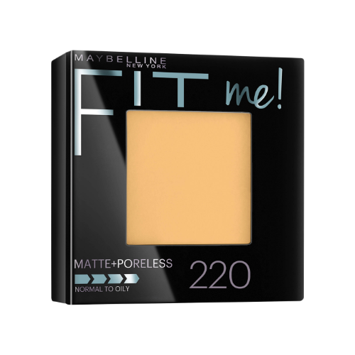Fit me matte   poreless powder from maybelline 0