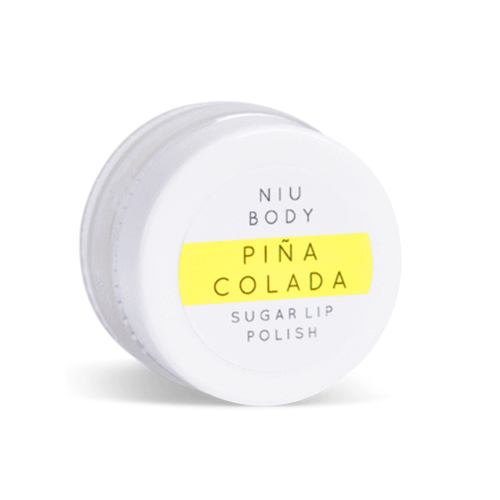 Pina colada sugar lip polish 0