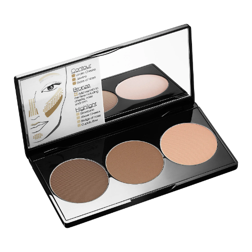 Step by step contour kit from smashbox 0