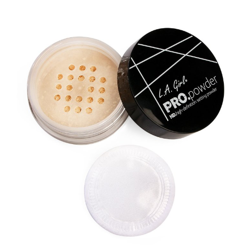 Pro setting powder from la girl 1