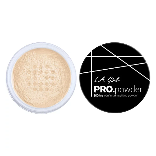 Pro setting powder from la girl 2