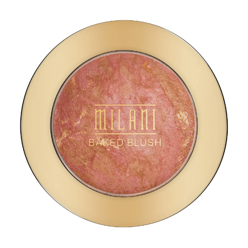 Baked blush from milani cosmetics 0