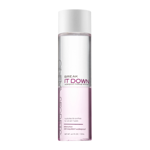 Break it down waterproof makeup remover from cinema secrets 0