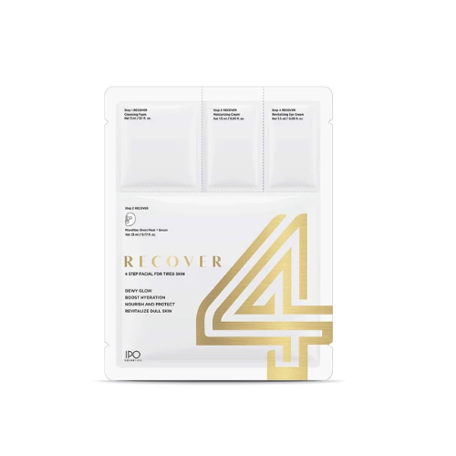 4recover sheet mask from ipo cosmetics 0