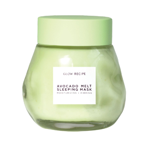 Avocado melt sleeping mask from glow recipe 0