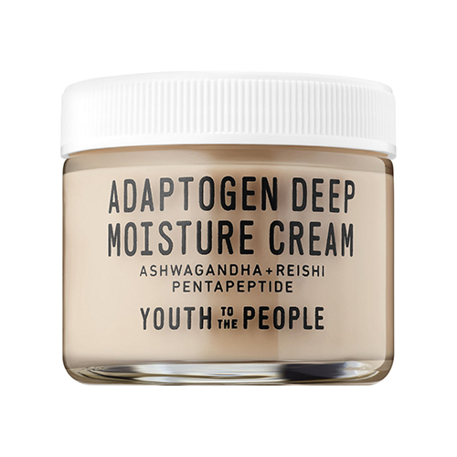 0 youth to the people adaptogen deep moisture cream