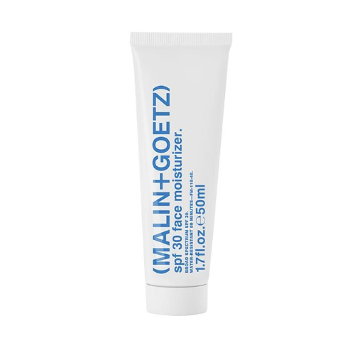Spf 30 face moisturizer from malin goetz 0