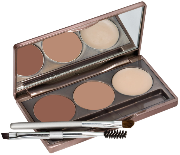 Sorme brow style compact brunette 0