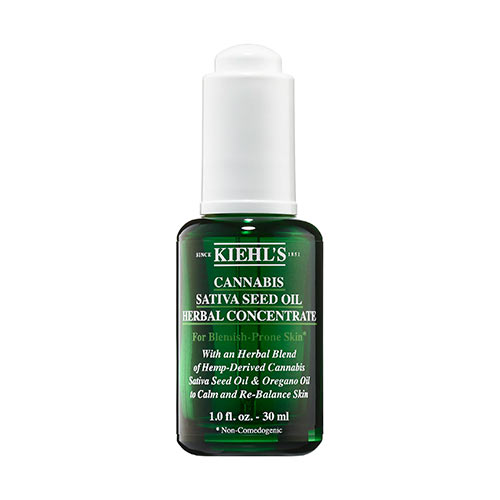 0 kiehls cannabis sativa seed oil serum