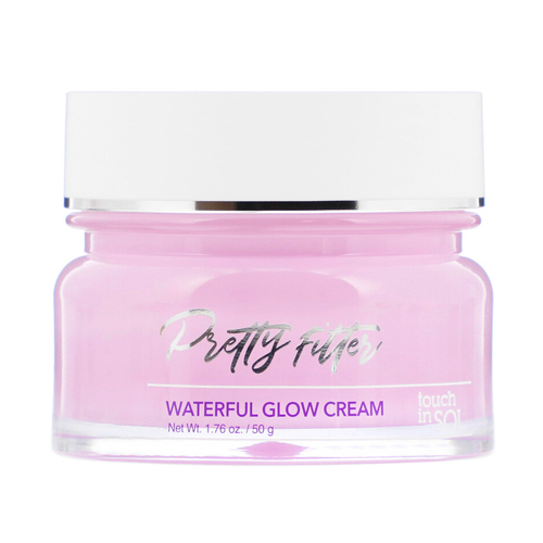 0 tos waterful glow cream moisturizer