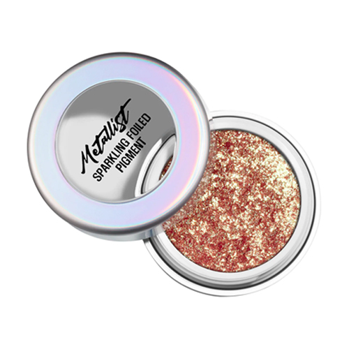 0 touch in sol metallist foiled eyeshadow