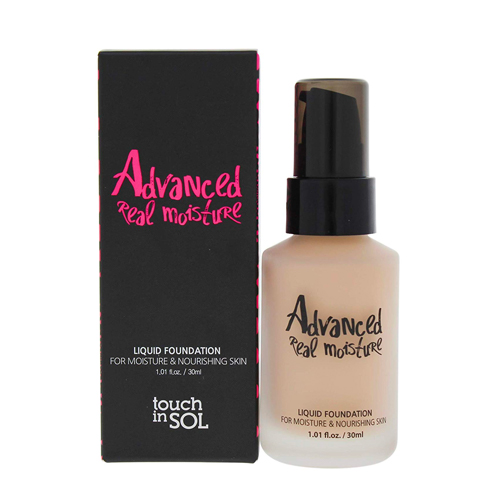 0 advanced real moisture liquid foundation