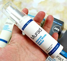 Look murad advanced acne wrinkle reducer review